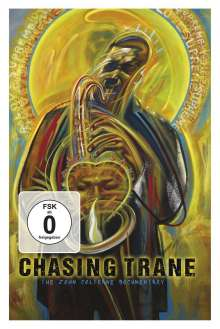 John Coltrane (1926-1967): Chasing Trane - The John Coltrane Documentary, Blu-ray Disc