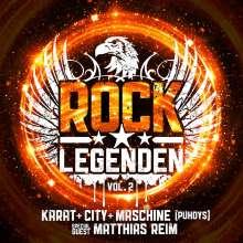 Rock Legenden Vol. 2, CD