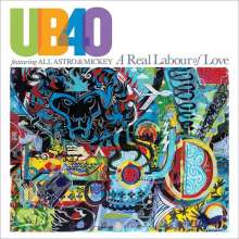 UB40: A Real Labour Of Love, CD