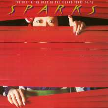 Sparks: The Best & The Rest Of The Island Years 1974 - 1978 (remastered) (180g), 2 LPs