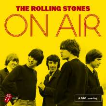 The Rolling Stones: On Air (Limited-Deluxe-Edition), 2 CDs