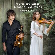 Franziska Wiese & Alexander Rybak: Fairytale, Maxi-CD