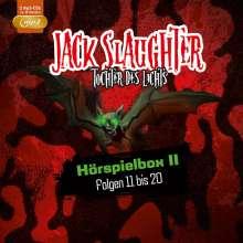 Jack Slaughter - Tochter des Lichts. Hörspielbox II - Folge 11-20, 2 MP3-CDs