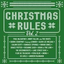 Christmas Rules Vol. 2, CD