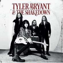 Tyler Bryant & The Shakedown: Tyler Bryant & The Shakedown, CD