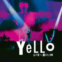 Yello: Live In Berlin, 2 CDs