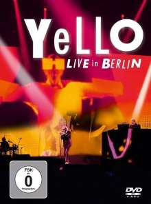 Yello: Live In Berlin, DVD
