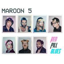 Maroon 5: Red Pill Blues (Explicit), CD