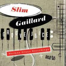 Slim Gaillard (1916-1991): Groove Juice: The Norman Granz Recordings + More, 2 CDs
