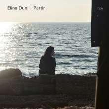 Elina Duni (geb. 1981): Partir, CD