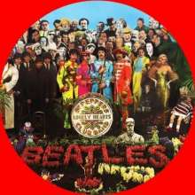 The Beatles: Sgt. Pepper's Lonely Hearts Club Band (Limited-Edition) (Picture Disc), LP