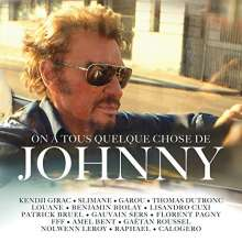 On A Tous Quelque Chose De Johnny, CD