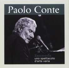 Paolo Conte: Zazzarazaz: Uno Spettacolo D'Arte Varia, 4 CDs