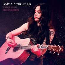 Amy Macdonald: Under Stars: Live In Berlin 2017, 2 CDs