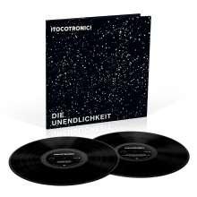 Tocotronic: Die Unendlichkeit (180g) (Limited-glow-in-the-Dark-Sleeve), 2 LPs