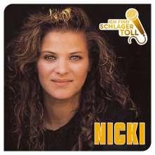 Nicki: Ich find' Schlager toll (Das Beste), CD