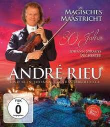 André Rieu: Magisches Maastricht, Blu-ray Disc