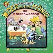 39: Die Katzenwäsche, CD
