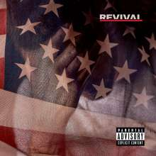 Eminem: Revival (Explicit), CD