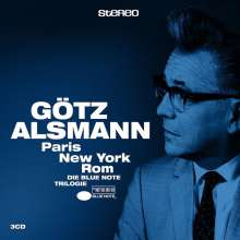 Götz Alsmann: Paris - New York - Rom (Die Blue Note Trilogie), 3 CDs