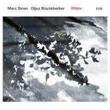 Marc Sinan & Oguz Büyükberber: White, CD