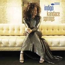 Kandace Springs: Indigo, CD