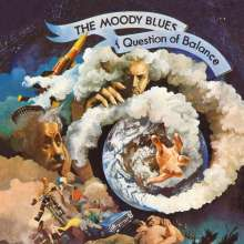 The Moody Blues: A Question Of Balance (180g), LP