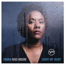 Indra Rios-Moore: Carry My Heart, CD