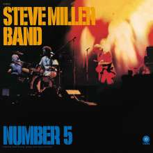 Steve Miller Band: Number 5 (180g), LP