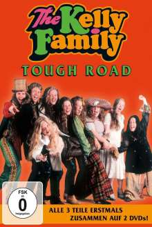 The Kelly Family: Tough Road: Live In Germany 1994, 2 DVDs