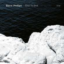 Barre Phillips (geb. 1934): End To End, CD