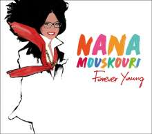 Nana Mouskouri: Forever Young (180g) (Limited-Edition), 2 LPs