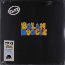 T.Rex (Tyrannosaurus Rex): Bolan Boogie (Limited-Edition) (Blue Vinyl), LP