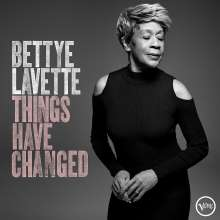Bettye LaVette: Things Have Changed, CD