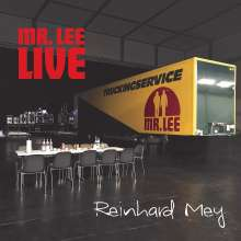 Reinhard Mey: Mr. Lee: Live, 2 CDs