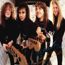 Metallica: The $5.98 E.P. Garage Days Re-Revisited (remastered) (180g), LP