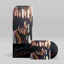 Metallica: The 5.98 E.P. - Garage Days Re-Revisited (Limited-Edition) (Longbox), CD
