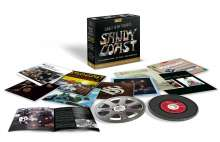 Sandy Coast: Subject Of My Thoughts: Complete Studio Album Collection (Limited-Edition), 9 CDs