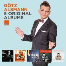 Götz Alsmann: 5 Original Albums, 5 CDs