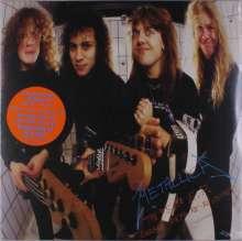 Metallica: The $5.98 E.P. Garage Days Re-Revisited (remastered) (180g) (Limited-Edition) (Orange Vinyl), LP