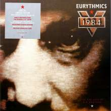 Eurythmics: 1984 (For The Love Of Big Brother) (remastered) (180g) (Limited-Edition) (Red Vinyl), LP