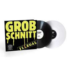 Grobschnitt: Illegal (remastered) (180g) (Black & White Vinyl), 2 LPs