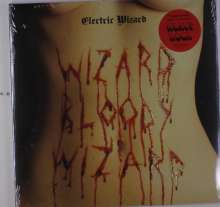 The Electric Wizard: Wizard Bloody Wizard (Limited-Edition) (Bloody Vinyl), LP