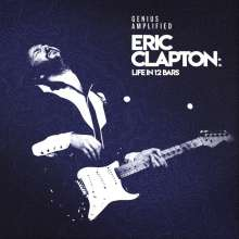 Filmmusik: Eric Clapton: Life In 12 Bars (Limited Edition), 4 LPs