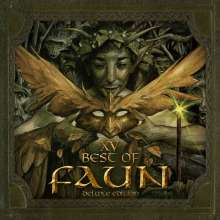 Faun: XV: Best Of Faun (Deluxe Edition), 2 CDs