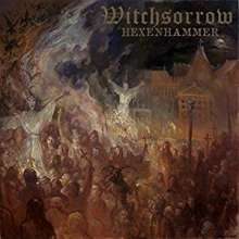 Witchsorrow: Hexenhammer, CD