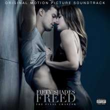 Filmmusik: Fifty Shades Of Grey: Fifty Shades Freed (DT: Befreite Lust) (Soundtrack), CD