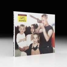 Drangsal: Zores, CD