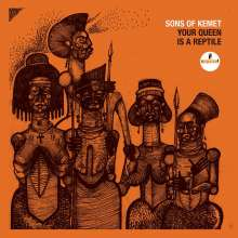 Sons Of Kemet: Your Queen Is A Reptile, 2 LPs