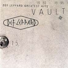 Def Leppard: Vault: Def Leppard Greatest Hits (1980-1995), 2 LPs